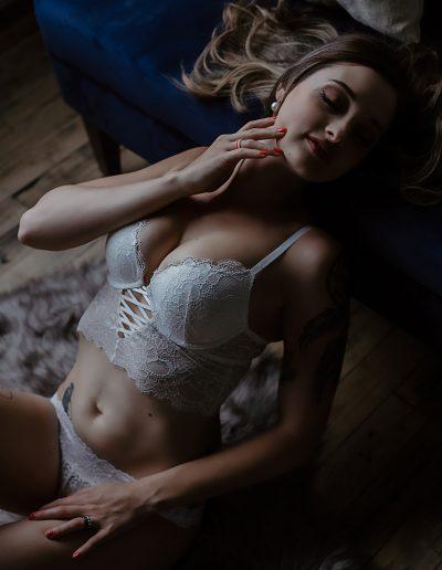 Boudoir Photography - Martina Warwick